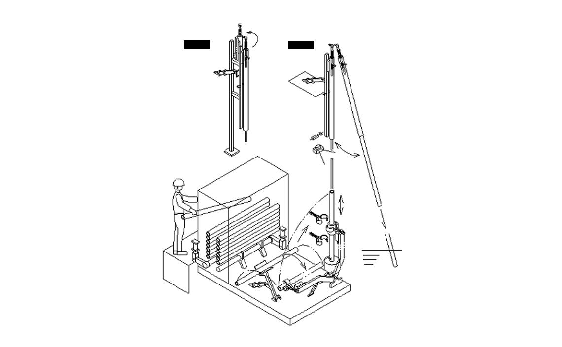 灰溶融炉自動測温
