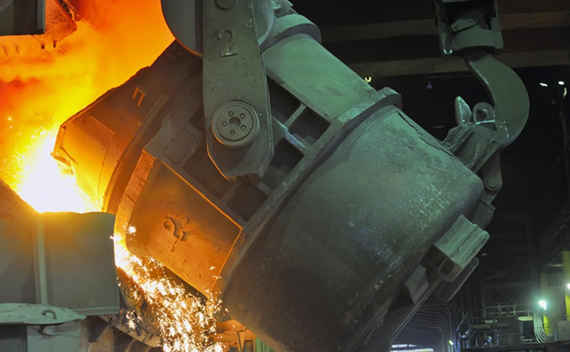 製鉄コークス工場