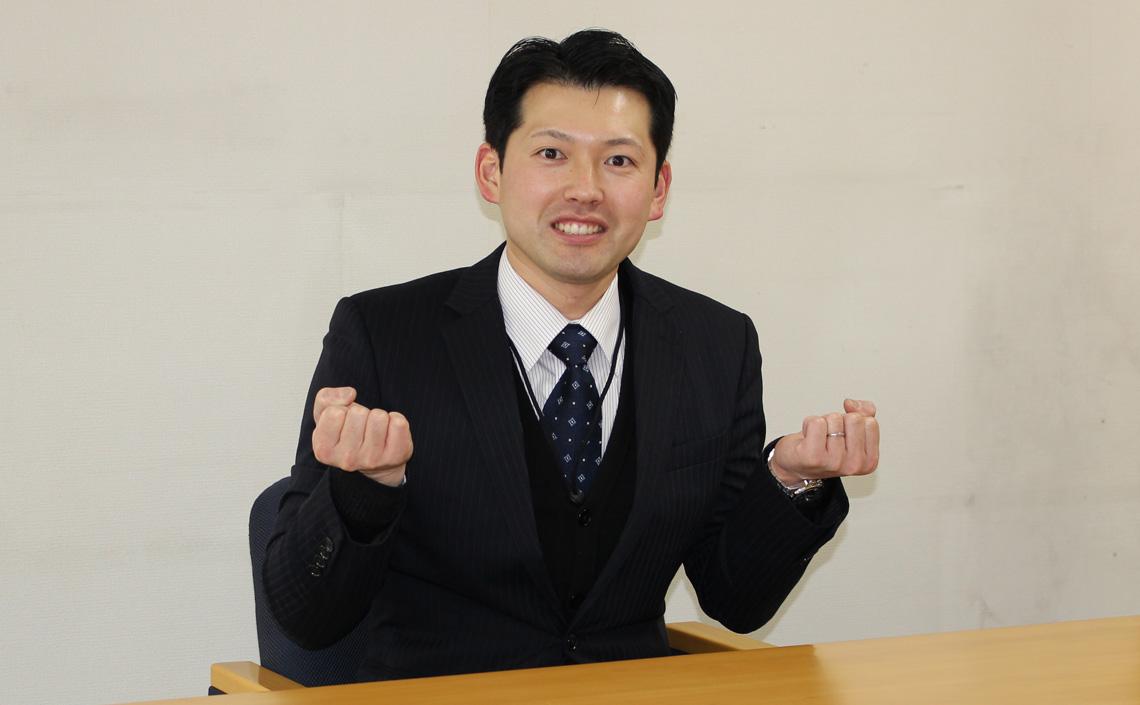 先輩社員01