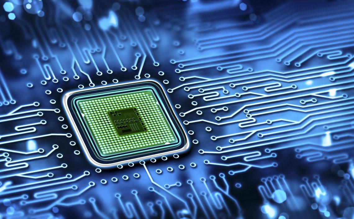 マイクロプロセッサー製造
