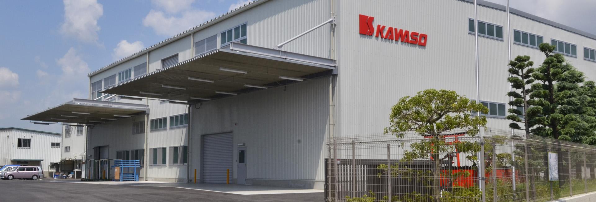京都 プローブ・熱電対製造工場