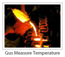 Gus Measure Temperature