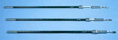 ワンタッチホルダーと呼ばれサブランス本体への着脱の際、無方向性コネクタを採用したことで、炉上でのホルダー交換作業が容易に行え、しかも接続が確実で耐久性に優れています。